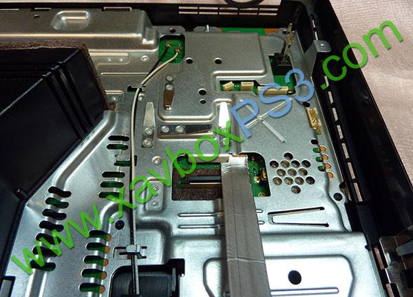 Lecteur Blu Ray Ps3 Fat Rebrancher le Lecteur Blu Ray
