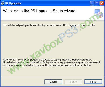 ps upgrader