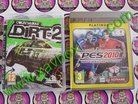 copies de jeux ps3
