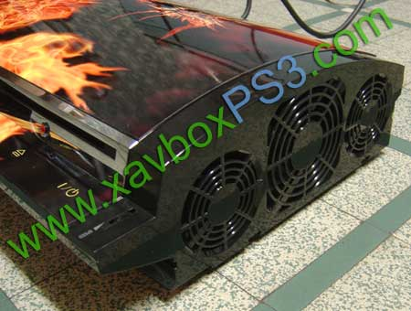 ventilateur ps3