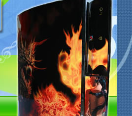 skin et tuning ps3